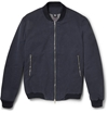 Lot78 Cotton Blend Bomber Jacket Mr Porter