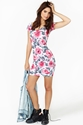 Coming Up Roses Dress in What 27s New at Nasty Gal
