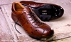 Traditional Leather Cycling Shoes Dromarti