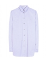 mytheresa com T by Alexander Wang POPLIN BUTTON DOWN SHIRT Luxury Fashion for Women 2f Designer clothing 2c shoes 2c bags