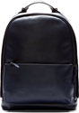 3.1 Phillip Lim Navy Leather 31 Hour Backpack Ssense