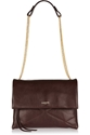 Lanvin Sugar Quilted Leather Shoulder Bag Net A Porter.Com