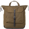 Ally Capellino Frances Rucksack Green