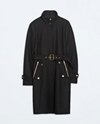 Zip Pocket Coat Outerwear Woman Collection Aw14 Zara United Kingdom