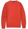 John Smedley Luke Sea Island Cotton Sweater Mr Porter
