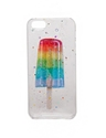 Cute Iphone Cover Statement Phone Cover Rainbow Popsicle Cover 14