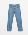 Girlfriend Fit Bleached Jeans Woman New This Week Zara United States