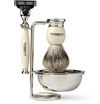 D R Harris Four Piece Shaving Set Mr Porter