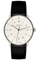 Junghans Watches Max Bill Automatic Watch With Numbers Model 3500