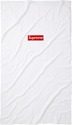 Supreme Box Logo Beach Towel