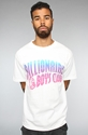 Billionaire Boys Club The Sunset Arch Tee in White 3a Karmaloop com Global Concrete Culture
