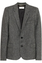 Saint Laurent c2 a0 7c c2 a0Shetland herringbone wool blazer c2 a0 7c c2 a0NET A PORTER COM