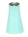 Jarlo Trixie Turquoise Dress At Coggles