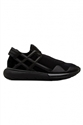 Qasa High Black Sneakers