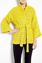 Tucker 7c Bunches of Bumblebees Jumbo Wrap Jacket by Tucker