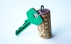 DIY Cork Key Morning Creativity