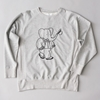 Soulland Big BaBar Sweatshirt Grey