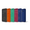 Htc 99H11469 00 2014 Flagship Dot Flip Case Orange Amazon.De Elektronik