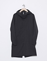 Arc'teryx Veilance Apsis Windshell Coat Black Nitty Gritty Store