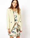 Maison Scotch Blazer With Narrow Lapel