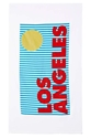 Sisters Of Los Angeles L.A. Beach Towel