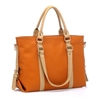Amazon.Com Mixing Color Emboss Simple Handbag Shoulder Bag Clothing