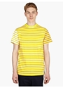 X Bedwin The Heartbreakers Men's Yellow Border T Shirt