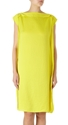 Fluid shift dress yellow 7c NICOLE FARHI Sale 7c Cocosa