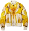 Alexander McQueen c2 a0Dragonfly Print Wool and Silk Blend Bomber Jacket c2 a0 7c c2 a0MR PORTER