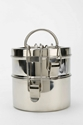 Small Metal Snack Canister Urban Outfitters