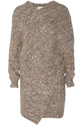 Stella Mccartney Chunky Knit Wool Blend Sweater Dress Net A Porter.Com