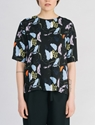 Alicia Galer Print Billie Top By Other Women