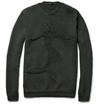 Jil Sander c2 a0Mermaid Intarsia Loose Knit Sweater c2 a0 7c c2 a0MR PORTER