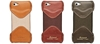 Handmade Leather iPhone 5 Case Kaufmann Mercantile Store