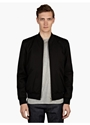 Men's Black Croft Ii Bomber Jacket