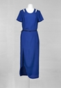 Kaftan Dress 7c Navy 7c 26 Other Stories
