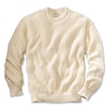 Cotton Crew Neck Sweater Submariner's Cotton Crewneck Sweater Orvis
