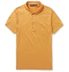 Etro Printed Cotton Jersey Polo Shirt Mr Porter
