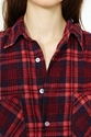 After Party Vintage Keepin' On Flannel Shirt Shop Tops At Nasty Gal