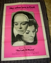 1969 Movie Poster The Lady Of Monza Anne Heywood Poster 2 Ebay