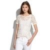 Lace Shapes Tee tees 26 more Women 27s NEW ARRIVALS Madewell