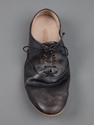 Mars c3 a8ll Faded Leather Lace Up Shoes L e2 80 99eclaireur Farfetch com