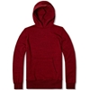 National Athletic Goods Pullover Parka Maroon