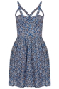 Cutout Apex Sundress New In This Week New In Topshop Europe