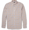 Product J.Crew Dalton Slim Fit Check Washed Cotton Shirt 398063 Mr Porter
