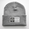 Patch Beanie Heather Grey The Honour Over Glory Store