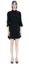 ACNE Dee Solid Black Shop Ready to Wear 2c Accessories 2c Shoes and Denim for Men and Women