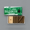 LABOUR AND WAIT 7c Balsam Fir Incense Sticks