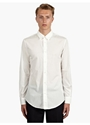 10 Men's Garment Dyed Slim Fit Cotton Shirt