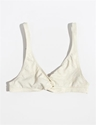 Prism Buzios Swimwear Top Cracked White